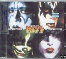 KISS THE VERY BEST OF SEALED CD NEW GREATEST HITS