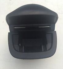 PEUGEOT 206 FRONT ASHTRAY UNIT BLACK
