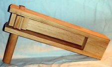 Matraca Wood Rattle Ratchet Games Noisemaker Mexican Traditional Toy Handcrafted