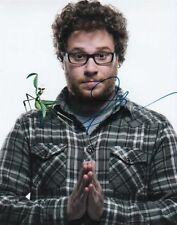 SETH ROGEN.. with Kung Fu Panda's Mantis - SIGNED