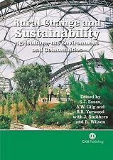 Rural Change and Sustainability: Agriculture, the Environment and Communities (C