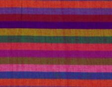 Kaffe Fassett Narrow Stripe Spice Woven Cotton Fabric By Yd