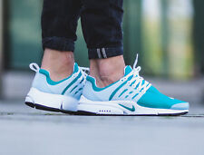 NIKE AIR PRESTO Running Trainers Shoes Gym Casual - UK 6 (EUR 40) Rio Teal White