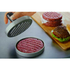 1x Presse Hamburger Légumes Pressoir Steak Haché Cuisine Ustensile Barbecue Mode