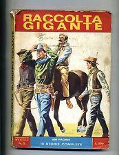 RACCOLTA SCERIFFO GIGANTE # N.5 # Edizione S.E.P.I.M. - SODIP