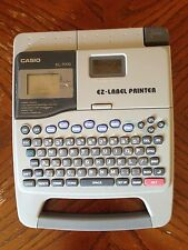 Casio KL-7000 Label Thermal Printer Labeling System