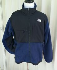 North Face Denali Fleece Jacket Coat Navy Blue Mens XL Hiking Camping