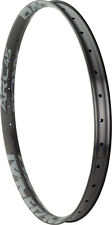 "Race Face Arc 45 29"" Tubeless Ready MTB Mountain Bike Rim 32 hole Black"