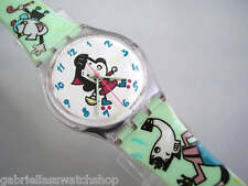 "HAPPINESS! Whimsical ""LIL RED RIDING HOOD"" Swatch! New-RARE!"