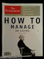 THE ECONOMIST - HOW TO MANAGE AN AGEING WORKFORCE - FEB 18 2006