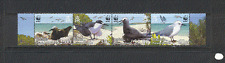 Pitcairn Islands 2007 WWF/Birds/Gulls 4v stp (n17010a)