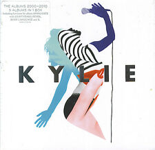 Kylie Minogue : The Albums 2000 - 2010 (5 CD)
