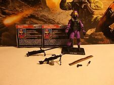 GI JOE 50th COBRA LEGIONS S.A.W. VIPER  IN HAND