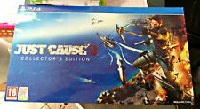 JUST CAUSE 3 COLLECTOR'S EDITION PS4 NEW SEALED NUOVO IMBALLATO PS4