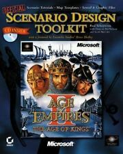 Microsoft Age of Empires II: The Age of Kings  Official Scenario Design Toolkit