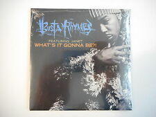 BUSTA RHYMES feat. JANET : WHAT'S IT GONNA BE ?! [ CD SINGLE NEUF PORT GRATUIT ]