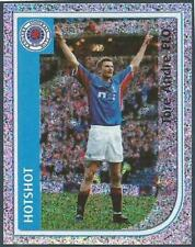 PANINI SCOTTISH PREMIER LEAGUE 2003- #399-RANGERS & NORWAY-TORE ANDRE FLO-FOIL