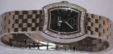 New Bedat & Co Concept B3 Ladies Swiss 1.50ct.aprx.diamond Watch CB03.SSB.black