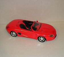 MUSTANG MACH III by MAISTO Red Diecast Car Model Mini Scale 1 / 18 No Box NICE!