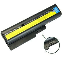 LAPTOP BATTERY FOR LENOVO IBM THINKPAD SL300, SL400, SL500, W500, R500 Series
