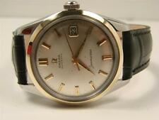VINTAGE 1958 OMEGA SEAMASTER AUTOMATIC WRISTWATCH. SERVICED.