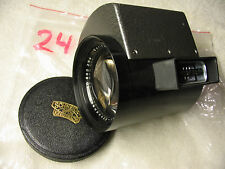 SCHNEIDER VARIOGON F2 16-80MM C-MOUNT 16MM SUPER-16 Electronic Lens Black Magic