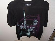 American Rag Nero a Maniche Corte T-shirt taglia XL