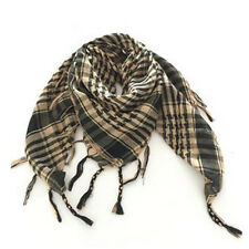 Mens Women Lightweight Military Arab Tactical Desert Army Shemagh KeffIyeh Scarf