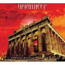 """URIAH HEEP """"OFFICIAL BOOTLEG: VOL. 5 - LIVE IN ATHENS, GREECE""""  CD NEW+"""
