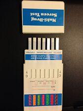 12 Panel Drug Urine Dip Drug Test - Pack of 10