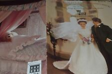 """King Cole Knitting Book 15B Furniture Dogs Clothes 12"""" Dolls"""