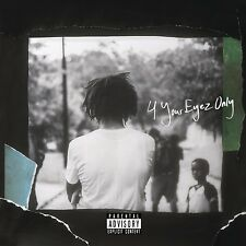 J. COLE - 4 YOUR EYEZ ONLY   CD NEU