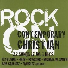 Rock On: Contemporary Christian [#1] by Various Artists (CD, Sep-2002, 2 Discs,