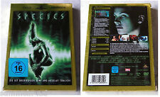 Species .. Gold-Edition 2-DVD-Box im Schuber TOP