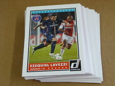 2015 Panini DONRUSS SOCCER BASE LOT OF 25 CARDS EZEQUIEL LAVEZZI #58