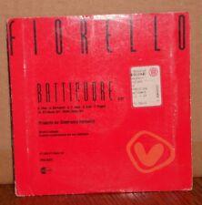 FIORELLO - BATTICUORE  cd singolo cardsleave - promo 1998