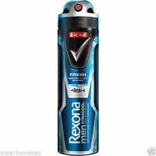 REXONA ANTI-PERSPIRANT DEODORANT SPRAY FOR MEN 48H 150ml XTRACOOL