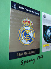 Wappen Real Madrid Champions League Update 2012 13 Panini  Adrenalyn