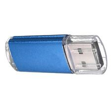 64 GB USB 2.0 Flash Memory Stick Drive Storage Thumb Drive Pen U Disk BLUE