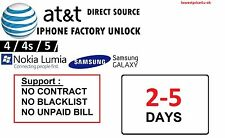 AT&T Cell Phone Smartphone iPhone 4 and 4S Unlock Code | Factory Unlock Service