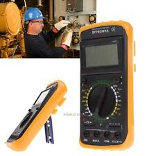 DT9208A LCD Large Screen Display Handheld Multi-Tester Digital Multimeter Tester