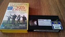 WAKING NED DEVINE - DAVID KELLY, IAN BANNEN 1998  VHS VIDEO TAPE