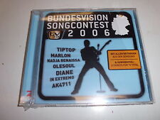 Cd    Bundesvision Songcontest 2006 - TV Total
