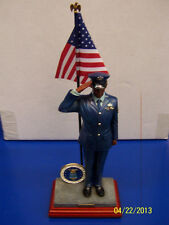 US Air Force Proud Serve Vanmark American Heroes Military Collectible Figurine