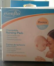 Evenflo Disposable Nursing Pads 20 count