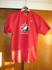 NEW Nike Hockey Canada T Shirt size Medium