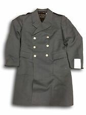 "Vintage Swedish Gaberdine Double Breasted Coat,New ,L/42"", Limited stock"