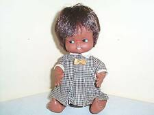 Vintage Rubber Doll  Baby Doll  Nakajima made in Japan