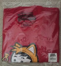 New Sidekick Big Kid Johnny Cupcakes Sonic The Hedgehog Men's Small Shirt