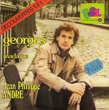 JEAN-PHILIPPE ANDRE GEORGES / MADAME FRENCH 45 SINGLE